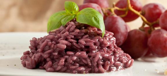 Ricetta Risotto al vino rosso - CucinareVerdure.it