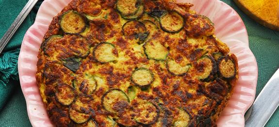 Frittata con le zucchine