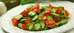 Zucchine e pomodorini