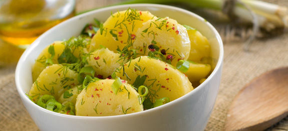 Patate in insalata