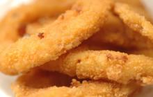 Anelli di cipolla fritti