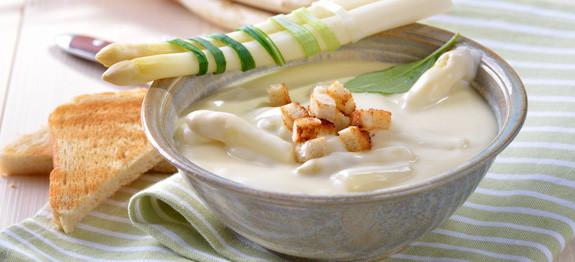 Crema di asparagi bianchi