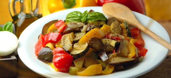 Verdure in padella for Cucinare x celiaci