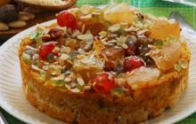 Torta salata di zucca