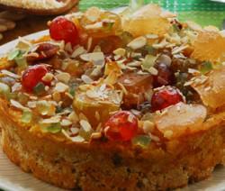 Torta salata di zucca - contorno - lombardia