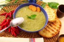 Come cucinare zuppa di verdure