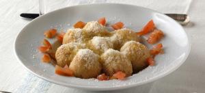 Gnocchi di pane - Primi del Veneto