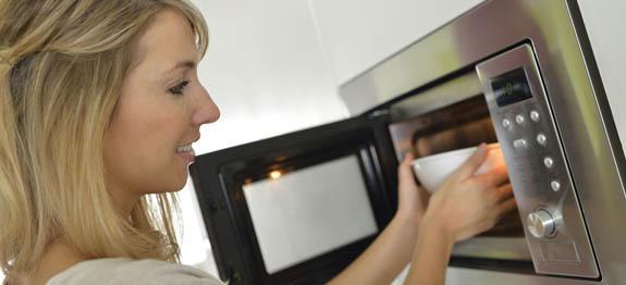 Cucinare verdure al microonde