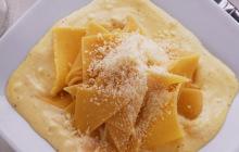 Pasta con mascarpone